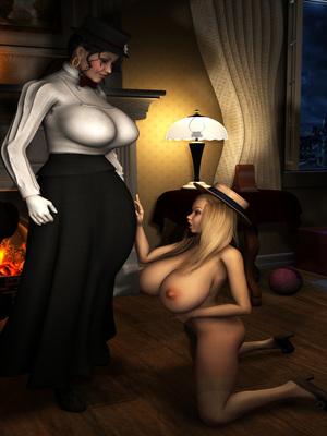 3D Porn Comics Pixelme – Mary Poppins Porn Comic 23