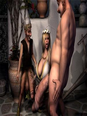 3D Porn Comics Pixelme- Asterixxx Porn Comic 08