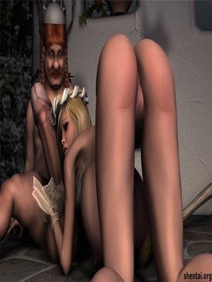3D Porn Comics Pixelme- Asterixxx Porn Comic 21
