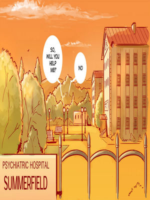 Porn Comics - Psychiatric Hospital- Summerfield free Porn Comic