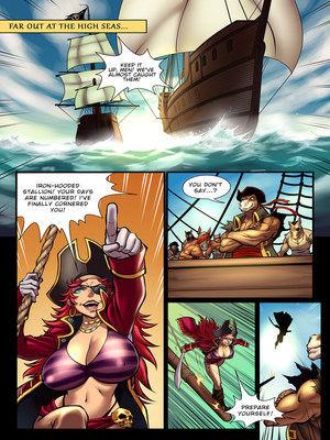 Porn Comics - R_Ex – Tales of Bal'Rana- Crossed and Boned free Porn Comic