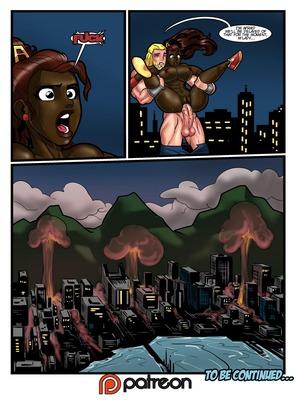 Rabies- Hero Tales- Arctic Heat free Porn Comic