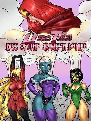 Porn Comics - Rabies- Kiss of the Crimson Dahlia free Porn Comic