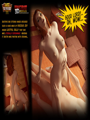 3D Porn Comics Ranch The Twin Roses. Part 3- Incest3DChronicles Porn Comic 13