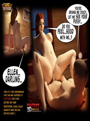 3D Porn Comics Ranch The Twin Roses. Part 3- Incest3DChronicles Porn Comic 15