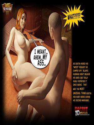 3D Porn Comics Ranch The Twin Roses. Part 3- Incest3DChronicles Porn Comic 19