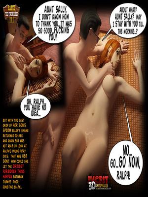 3D Porn Comics Ranch The Twin Roses. Part 3- Incest3DChronicles Porn Comic 54