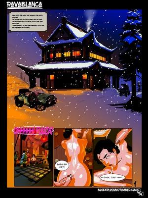 Adult Comics Ravablanca (The Legend of Korra) Porn Comic 02
