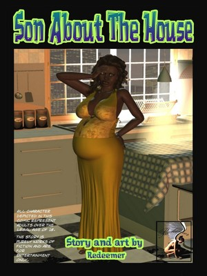 Porn Comics - Redeemer- Son About The House free Porn Comic