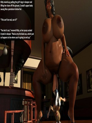 3D Porn Comics Redfired0g- Hungry Pussy Porn Comic 24