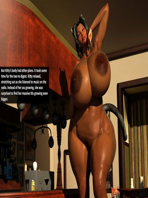 3D Porn Comics Redfired0g- Hungry Pussy Porn Comic 30
