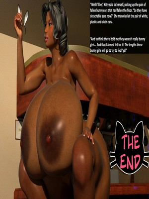 3D Porn Comics Redfired0g- Hungry Pussy Porn Comic 32