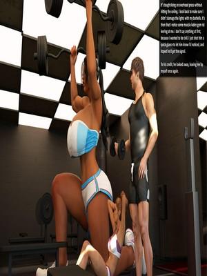 3D Porn Comics Redfired0g- Squash Match 4 Porn Comic 12