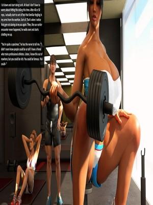 3D Porn Comics Redfired0g- Squash Match 4 Porn Comic 13