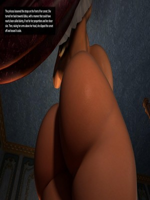 3D Porn Comics Redfired0g- The Princess and the Peasant Porn Comic 18