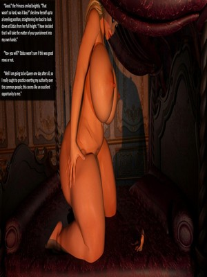 3D Porn Comics Redfired0g- The Princess and the Peasant Porn Comic 31