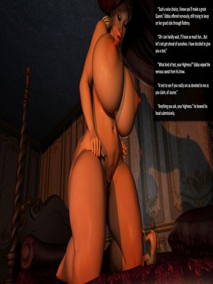 3D Porn Comics Redfired0g- The Princess and the Peasant Porn Comic 32