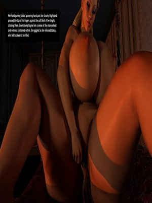 3D Porn Comics Redfired0g- The Princess and the Peasant Porn Comic 34