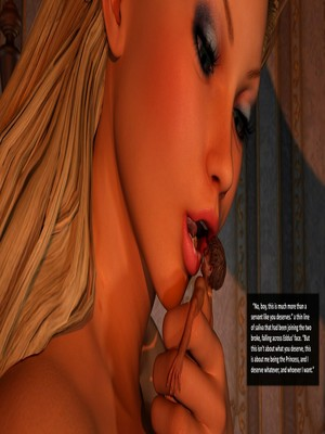 3D Porn Comics Redfired0g- The Princess and the Peasant Porn Comic 39