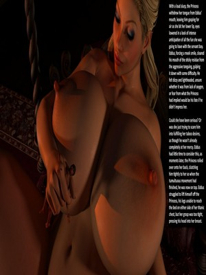 3D Porn Comics Redfired0g- The Princess and the Peasant Porn Comic 46