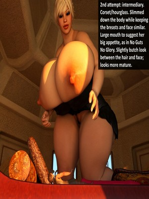 3D Porn Comics Redfired0g- The Princess and the Peasant Porn Comic 69