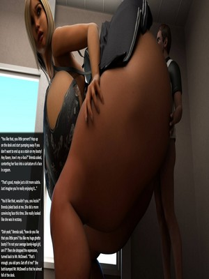 3D Porn Comics Redfired0gu2013 Late Bloomer 2 Porn Comic 37