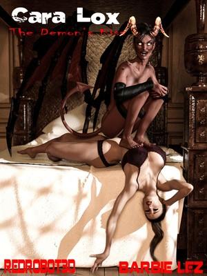 Porn Comics - RedRobot3D- Cara Lox- The Demonu2019s Kiss free Porn Comic