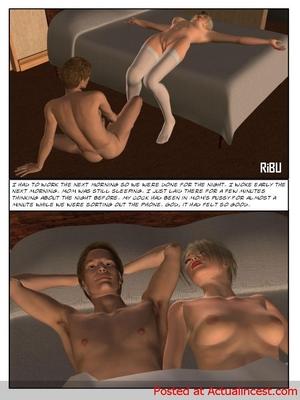 3D Porn Comics [Ribu] Rooming with Mom 2 Porn Comic 09