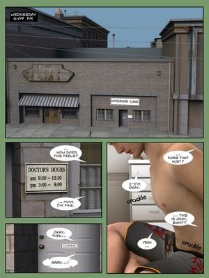 3D Porn Comics Roger Dusky- Banana De Osteopathy Porn Comic 02