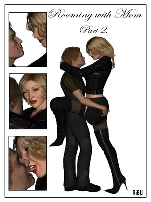 3D Porn Comics Rooming With Mom- 3D Incest Porn Comic 47