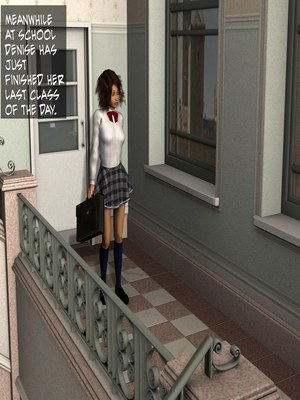 3D Porn Comics Saint Irene- School For Girls Ch.10 Porn Comic 46