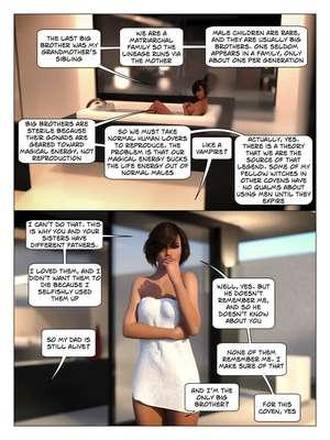 3D Porn Comics Sandlust- Big Brother Part 1 Porn Comic 29