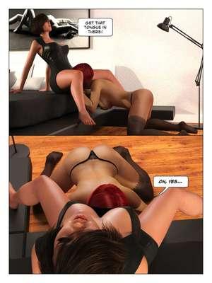 3D Porn Comics Sandlust- Big Brother Part 1 Porn Comic 43