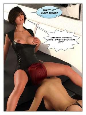 3D Porn Comics Sandlust- Big Brother Part 1 Porn Comic 44