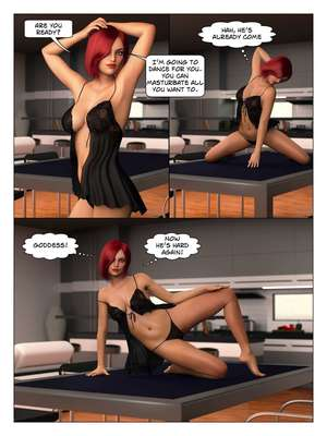 3D Porn Comics Sandlust- Big Brother Part 1 Porn Comic 55
