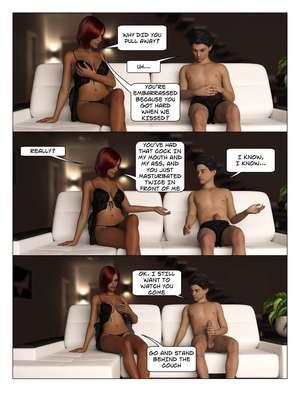 3D Porn Comics Sandlust- Big Brother Part 1 Porn Comic 59