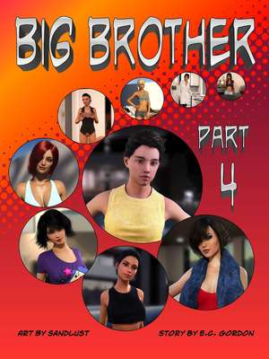 Porn Comics - Sandlust- Big Brother Part 4 free Porn Comic