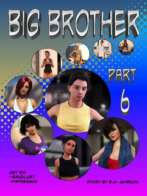Porn Comics - Sandlust- Big Brother Part 6 free Porn Comic