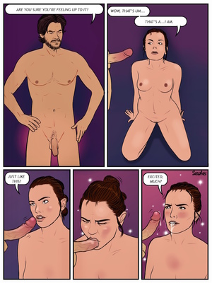 Sassafras- The Trade free Porn Comic
