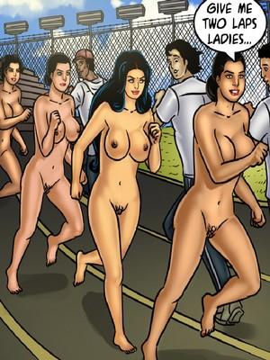 Adult Comics Savita Bhabhi 68- Undercover Bust Porn Comic 115