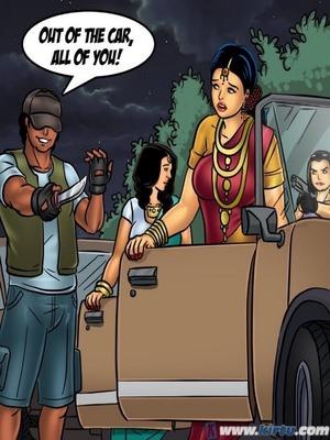 Adult Comics Savita Bhabhi 68- Undercover Bust Porn Comic 136
