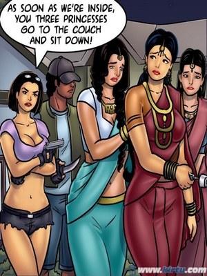 Adult Comics Savita Bhabhi 68- Undercover Bust Porn Comic 145