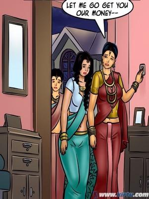 Adult Comics Savita Bhabhi 68- Undercover Bust Porn Comic 146