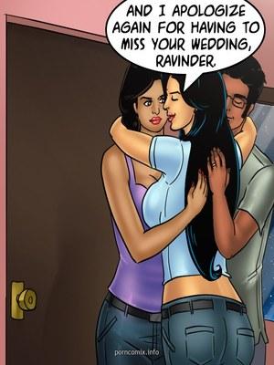 Adult Comics Savita Bhabhi 68- Undercover Bust Porn Comic 23