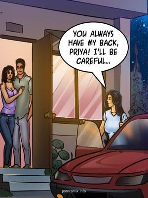Adult Comics Savita Bhabhi 68- Undercover Bust Porn Comic 27