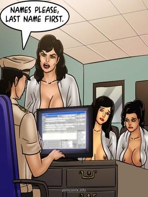 Adult Comics Savita Bhabhi 68- Undercover Bust Porn Comic 36