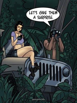 Adult Comics Savita Bhabhi 68- Undercover Bust Porn Comic 46