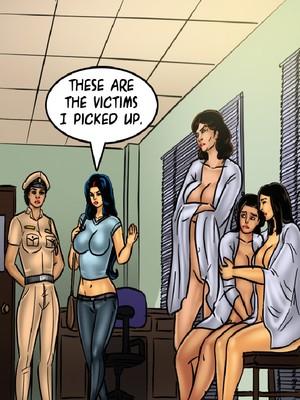 Adult Comics Savita Bhabhi 68- Undercover Bust Porn Comic 82