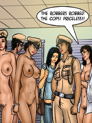 Adult Comics Savita Bhabhi 68- Undercover Bust Porn Comic 87