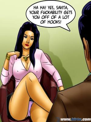 Adult Comics Savita Bhabhi 69- Student Affairs Porn Comic 108